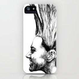 Laura Hawk iPhone Case