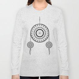 Bohemian Dream-catcher Long Sleeve T-shirt