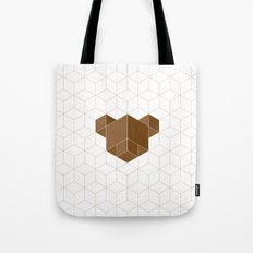 cubear Tote Bag