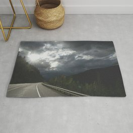 Mountain Road  Rug