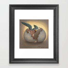 Adolescence Framed Art Print