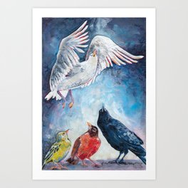 Searching For Sacraments: Holy Orders Art Print
