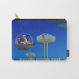 days of future past, jetsons Carry-All Pouch