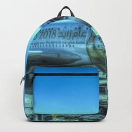 Emirates Airbus A380-800 Backpack