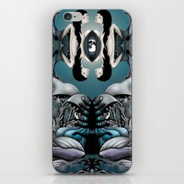 More Fame than the Sun and Moon iPhone Skin