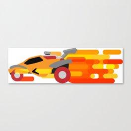 Octane Boost Canvas Print