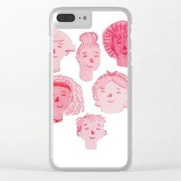 Future is Female, n. 1 Clear iPhone Case