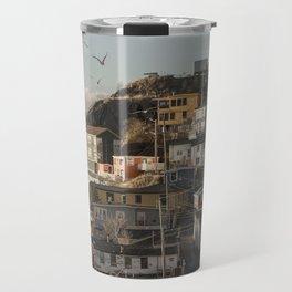 The Battery, St. John's, Newfoundland Travel Mug