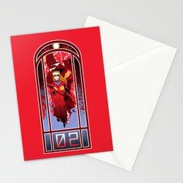Eva Nouveau 02 Stationery Cards