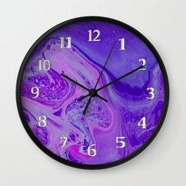 Cosmic Dream Wall Clock
