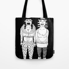 CHEAP GIRLS Tote Bag