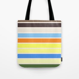 The colors of - to to ro Tote Bag