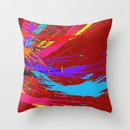 Sublime Rapture Throw Pillow