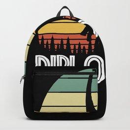 Diplodocus Backpack