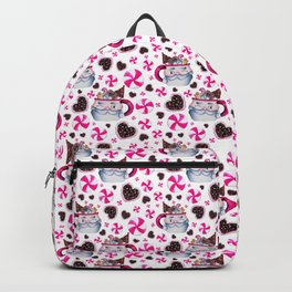 Santa Candy Cup Backpack