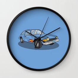 Mirth Mobile Wall Clock
