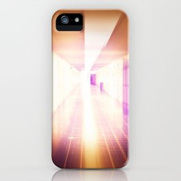 The Long Haul iPhone Case