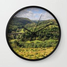 Monsal Head Wall Clock