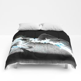 liquid lev Comforters