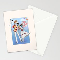 A Jolly Nightmare Stationery Cards