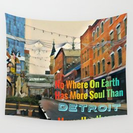 Journey of the Soul Wall Tapestry