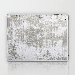 Vintage White Wall Laptop & iPad Skin