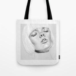 + DARK PARADISE + Tote Bag