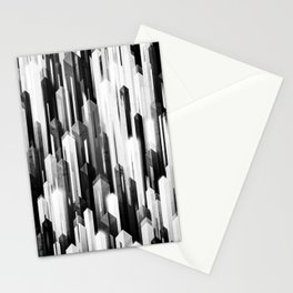 obelisk posture 2 (monochrome series) Stationery Cards