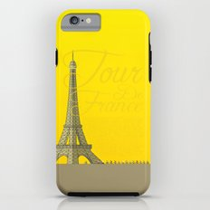 Tour De France Eiffel Tower Tough Case iPhone 6