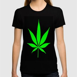 Weed : High times T-shirt