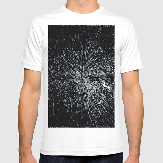 Digital Art Abstract T-shirt