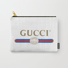 GucciLogo Carry-All Pouch