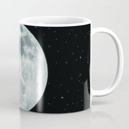 Moon and Stars Coffee Mug