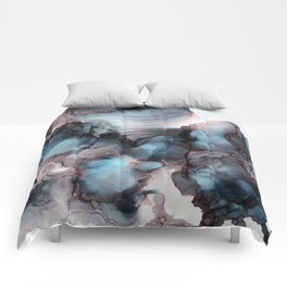 Oceans Deep Comforters