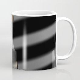 Waiting at the Window - colour Coffee Mug