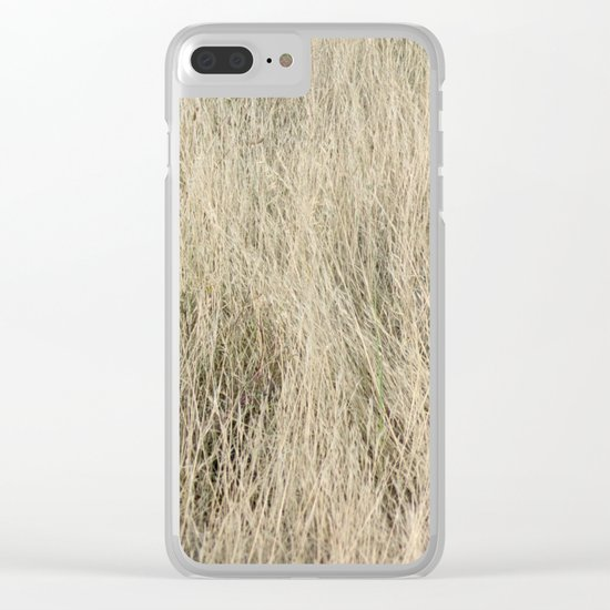 signs of life Clear iPhone Case
