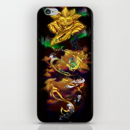 Remember the Guardians (Colored)  iPhone Skin