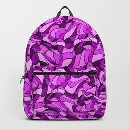Crazy Doodle 13 pink Backpack