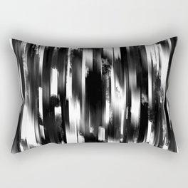 Glitch Panda 7 Rectangular Pillow