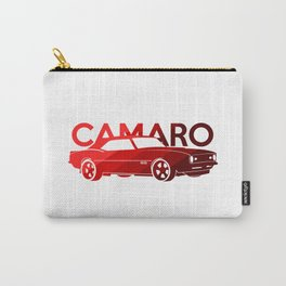 Chevrolet Camaro SS -classic red - Carry-All Pouch