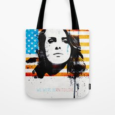 Born to dream Tote Bag