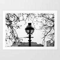narnia Art Prints featuring Narnia 02 by Ian Gazzotti