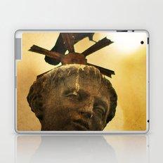 The Watcher of  Charles Bridge Laptop & iPad Skin