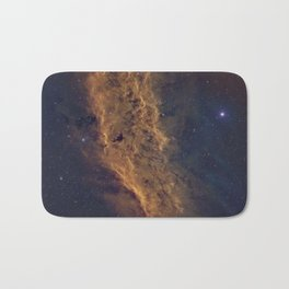 California Nebula Bath Mat