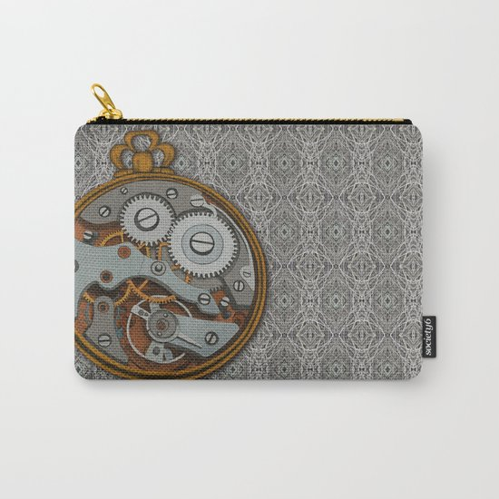 Pieces of Time Carry-All Pouch