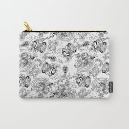 Polypus Filamentum (Pattern) Carry-All Pouch