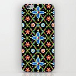 Elizabethan Lattice iPhone Skin