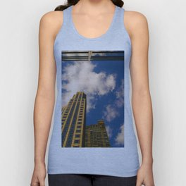 cloudy day N.Y Unisex Tank Top