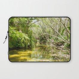 River bend Sauce Viejo Laptop Sleeve