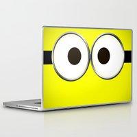 minion Laptop & iPad Skins featuring minion by cbrocoff
